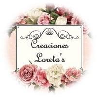 Logo Creaciones Loretas