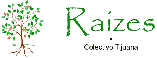 Logo RaiZes Colectivo Tijuana