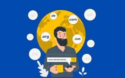 Encuentra el dominio web para un negocio perfecto que refleje tu marca